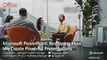 Microsoft PowerPoint: Reshaping how we create powerful presentations