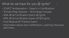 Microsoft Certification 101