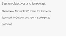 What can you do with Office 365 Groups in Outlook?