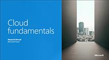 Microsoft azure: cloud fundamentals & building blocks
