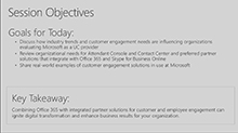 Enhance customer engagement with Office 365 and partner solutions