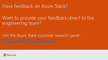 Microsoft Azure Stack business and support model