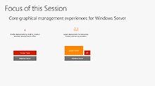 Discover what's new with Windows Server management experiences