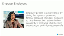 Overview: Microsoft Dynamics 365 for Talent