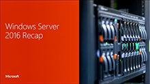 Windows Server Fall Release technical foundation
