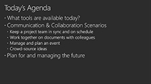 Understanding your collaboration options in Office 365