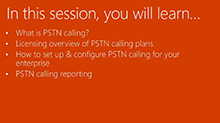 Configuring Calling Plans in Microsoft Office 365