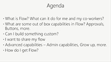 Automate workflows and enable modern approvals with Microsoft Flow
