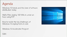 """How to achieve """"stress-free OSD"""" with Windows 10 and Microsoft System Center"""