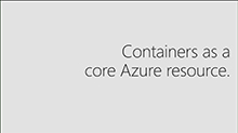 Containers as infrastructure: Getting started with Azure Container Instances