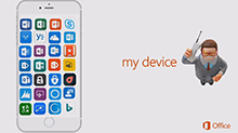Manage Microsoft Office apps on all your devices