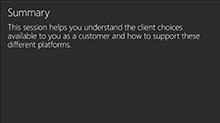 Deploying and supporting clients for Skype for Business
