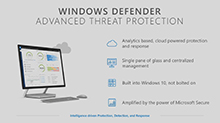 Windows Defender ATP now extends beyond Windows clients