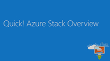 Microsoft Azure Stack Development Kit and why it matters