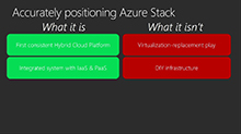 Understanding Microsoft Azure Stack through the lens of customer use cases