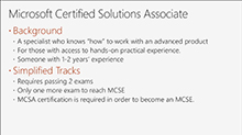 Cert Exam Prep: Exam 70-473: Cloud Data Platform Solutions