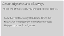 Move your data to Microsoft Office 365