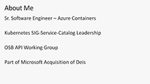 The Azure open source app platform: OpenShift, Cloud Foundry, and more