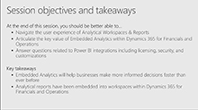 Augmented intelligence at your fingertips using Microsoft Dynamics 365 for Finance and Operations