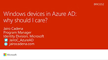 Windows devices in Azure Active Directory: Why should I care?