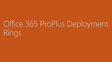 Managing ongoing Microsoft Office 365 ProPlus client health and applications compatibility