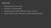 Understanding hybrid identity, authentication, and authorization with Microsoft Azure Stack