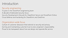 Learn how SharePoint Online safeguards your data in the cloud