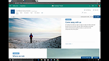 See us build a beautiful, mobile SharePoint communication site from scratch, live on stage!
