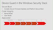 Device Guard: AppLocker on steroids (repeat)