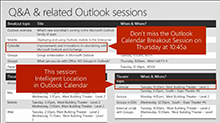 Improving calendaring in Microsoft Office 365 and Outlook