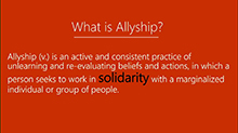 The future of workplace diversity: Allyship